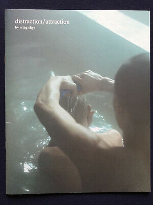 WING SHYA Distraction / Attraction 2006 Japanese Photobook