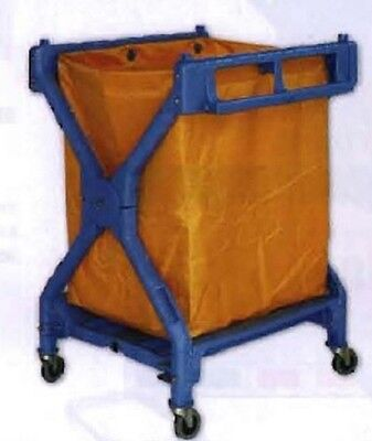X - Frame Garbage Cleaning Janitorial Cart BRAND NEW IN BOX