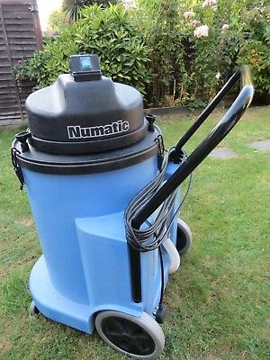 Numatic Wvd 1800 Dh   Commercial Industrial Vacuum Cleaner Hoover