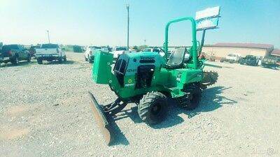 2012 Vermeer RT450 Ride On Trencher 4x4 Used