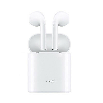 Wireless Earbuds, Bluetooth Headphone, Earphone for Apple iPhone 6 7 8 X Android
