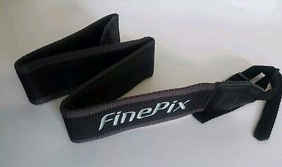 New Genuine Fujifilm Fuji Wide Neck/Shoulder Camera Strap DSLR S5 Pro S3.