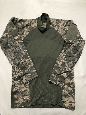 US Army GI Multicam OCP Flame Resistant MASSIF Combat Shirt Small S