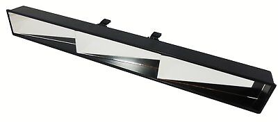 "3 Panel Racing Wide Angle Rear View Mirror, 21 Inch Wide 1.75"" depth Golf Cart"