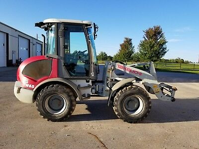 2014 Takeuchi Tw65 Wheel Loader... Low Hours..... Very Nice Machine