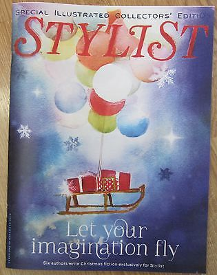 Special Illustrated Collectors' Edition of Stylist magazine – 18 December 2013
