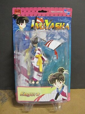 Inuyasha Kagura Figure - TOYNAMI New but Opened Package