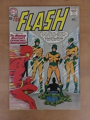 The Flash 136 Early Mirror Master Appearance