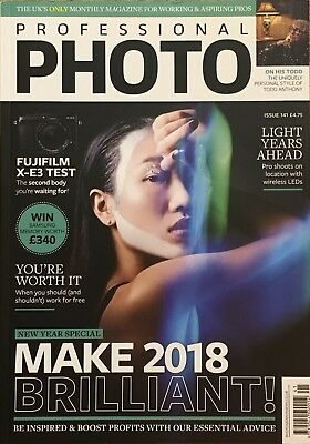 Professional Photo Magazine - Issue 141 - New Year Special