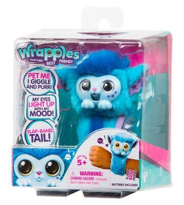 Little Live Pets Wrapples. Princeza - Pink, Skyo - Blue or Una - White. In stock