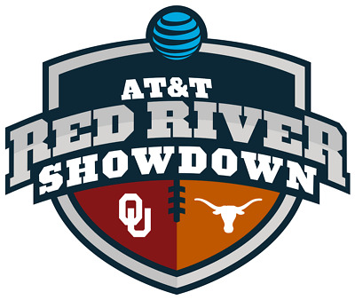 Up to 5 LOWER LEVEL Red River Showdown Tickets Texas Longhorns Oklahoma Sooners