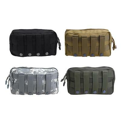 Military Utility Tactical Waist Pack Belt Bag Camping Phone Tool Pouch Holster