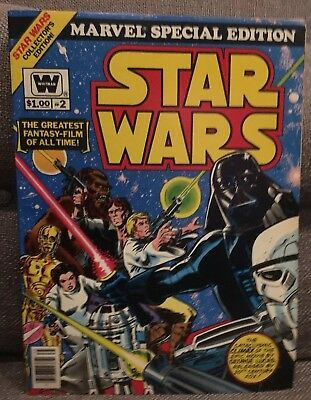 Star Wars MARVEL SPECIAL EDITIONS  2 & 3