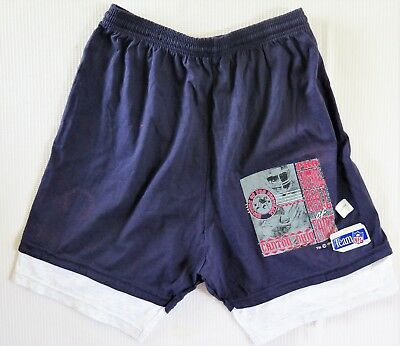 Vintage 90's Men's NFL Pro Football Hall of Fame Shorts NEW!