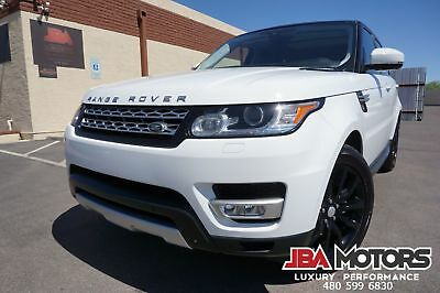 Land Rover Range Rover Sport 2015 Range Rover Sport HSE Supercharged SUV 15 Land Rover Range Rover Sport HSE Supercharged like 2012 2013 2014 2016 2017