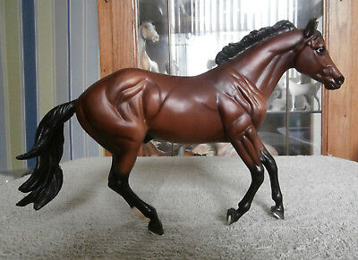 Breyer Harley D Zip Retired 2014 - 2016 Regular Run Bay Latigo Mold