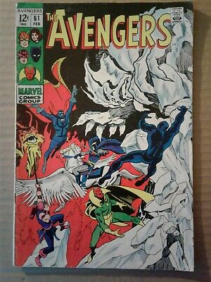 Comic Book The Avengers, First appearance of the Avengers' Quinjet