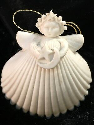 "1993 MARGARET FURLONG CELESTIAL ANGEL 2"" Christmas Ornament"