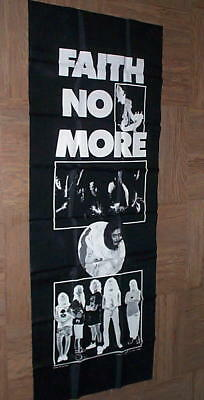 FAITH NO MORE Group Vintage Banner Tapestry