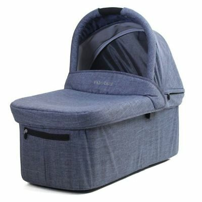 Valco Baby Snap Ultra Trend/Snap 3 & 4 Trend Bassinet Denim
