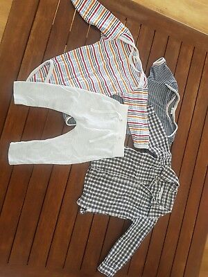 Bulk Organic Kids Clothes Sz1 pure baby blessed earth