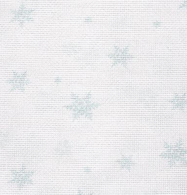 Fabric Flair - Snowflakes - 14 count Aida -  approx 45 x 50cm piece