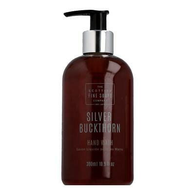 Scottish Fine Soaps - Silver Buckthorn Hand Wash 300ml