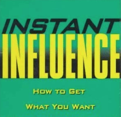 Instant Influence: How to Get What You Want by Robert Cialdini - MP3 Audiobook