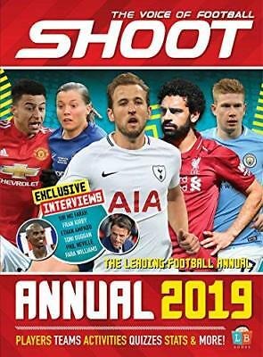 """Official Shoot Annual 2019 by """"Shoot"""" Magazine New Hardback Book"""
