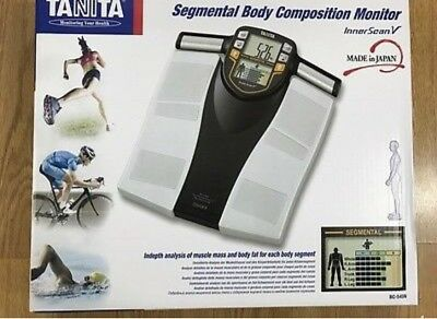 Tanita BC545N Segemental Body Composition Muscle & Fat Scales Monitor