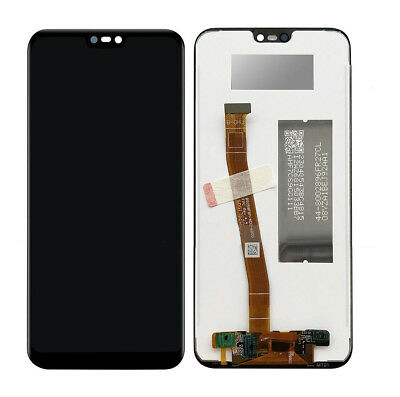 For Huawei P20 lite /Nova 3e Black Touch Screen Digitizer + LCD Display Assembly