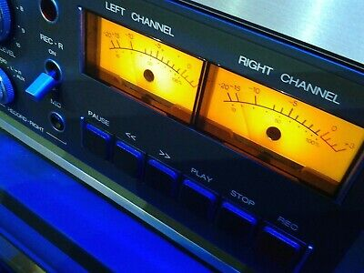 Revox B77 / PR99 / B760 /A 700 and others VU-Meter Replacement Bulb, Lamps x3
