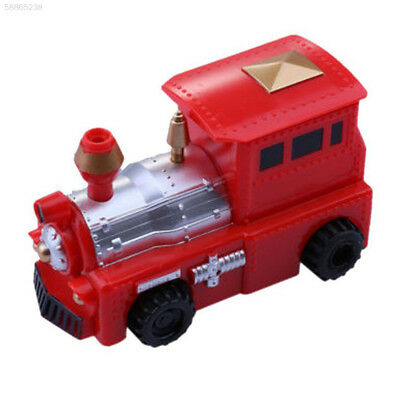84E1 Inductive Train Line Following Pen Toys Interactive Engineering Truck Gifts