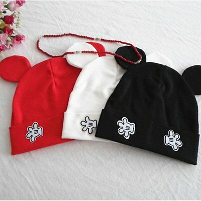 Unisex Cotton Beanie Hat For Newborn Kids Child Baby Boy/Girl Soft Toddler Cap