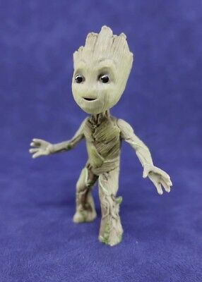 """New Cute Guardians of The Galaxy Vol. 2 Baby Groot 6"""" Figure Statue Interest Toy"""