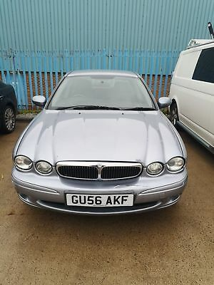 Jaguar X Type 2.5 Petrol MOT Feb 2019