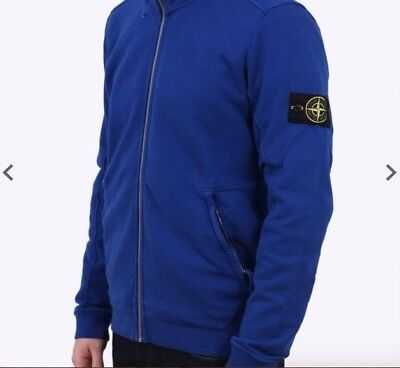Stone Island Zip track TOP Size Small - S Genuine 100% casuals SPZL not from CP