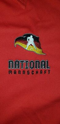 Bauer Eishockey Polo DEB Nationalmannschaft /Eishockey Nationalmannschaft