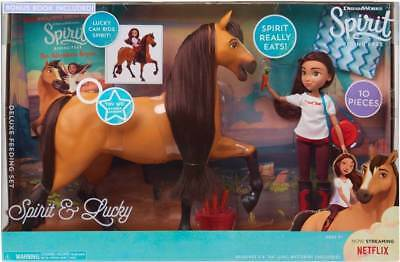 NEW Spirit And Lucky Friendship Set from Mr Toys