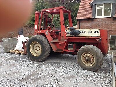 Manitou 4RM26PC - Rough Terrain Forklift   NOW SOLD
