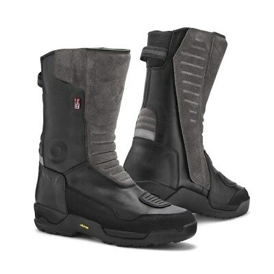 Rev It Gravel OutDry Motorcycle Boots Mens Leather Waterproof Touring All Sizes