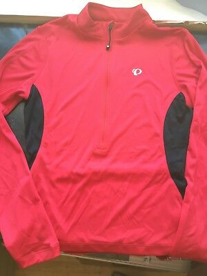 maillot ML velo femme marque Pearl Izumi taille S