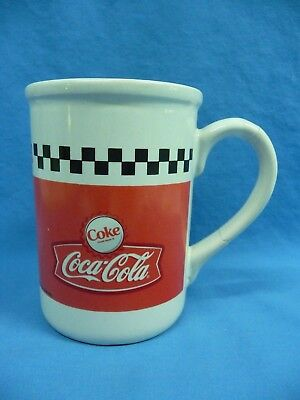 Gibson Collectible Coca Cola Coffee Mug