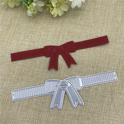 Bow tie Metal Cutting Dies Card Making Decorative Embossing Suit Paper Cards DIY