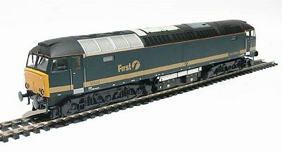 Heljan Class 57/3 diesel loco First Great Western livery number 57602 ref 5702