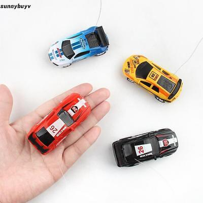 Cans Mini Speed RC Radio Remote Control Micro Racing Car Toys Kids Gift RR3