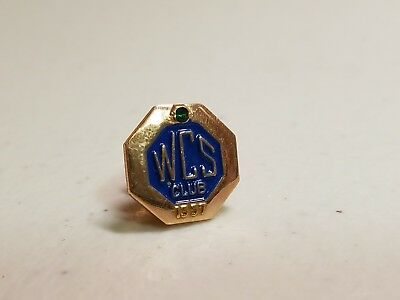 Vintage Combined Insurance Company of America WCS Club 10K Gold