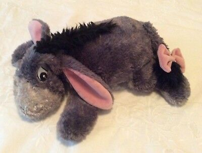 """Disney Parks 13"""" Eeyore Plush Toy from Winnie The Pooh"""