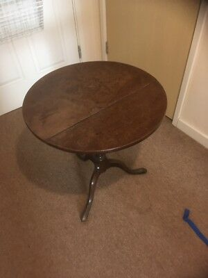 Antique Tripod Table