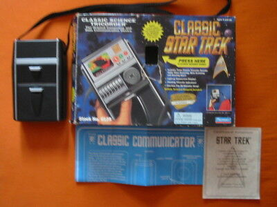 Star Trek Science Tricorder  - light + sound gebraucht, sehr gut.